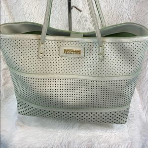 *KENNETH COLE REACTION Green Tote